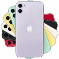 iPhone 11 (6.1-inch) 128GB: RED, Black, Green, Purple, White, Yellow > Authorised Arabic Version