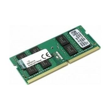 Kingston 16GB 2666MHz DDR4 Non-ECC CL19 SODIMM Notebook Memory