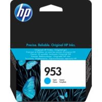 Genuine HP 953 Cyan Ink Cartridge (700 Pages)
