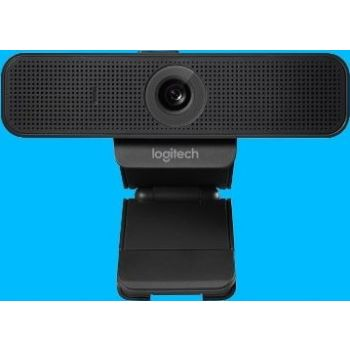 Logitech C925E BUSINESS WEBCAM with 1080p and integrated privacy shutter