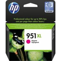HP No.951XL Magenta  Original Ink Cartridge (1,500 Pages)