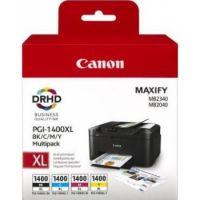 CANON PGI-1400XL BK/C/M/Y Multipack  original ink cartridge