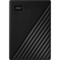 WD 1TB My Passport Portable External Hard Drive Black