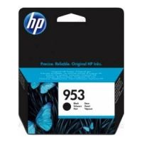 Genuine HP 953 Black Ink Cartridge (1,000 Pages)