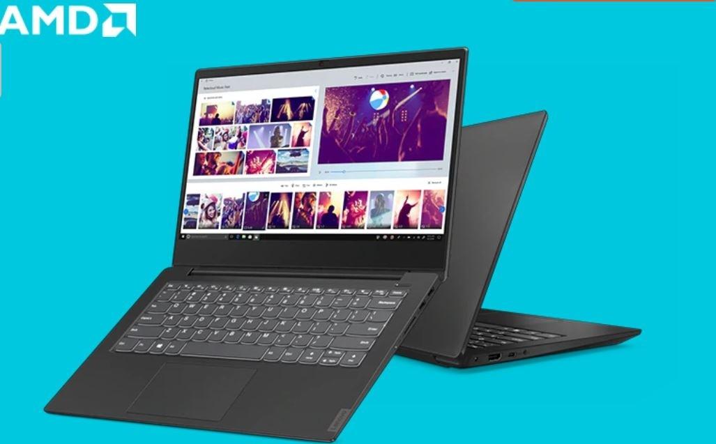 Lenovo Ideapad S340 14api Home Laptop Amd Ryzen 7 3700u 8gb Ddr 2400 Memory 128gb Ssd 1tb Hdd Integrated Amd Radeon Graphic 14 Inch Fhd Display Wlan Bluetooth Camera Windows 10 Home