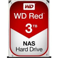 "WD Red 3TB 3.5"" SATA 6Gb/s NAS Hard Drive"