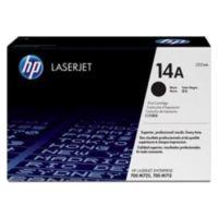 Genuine HP 14A Standard Capacity Black Toner Cartridge (10,000 Pages)