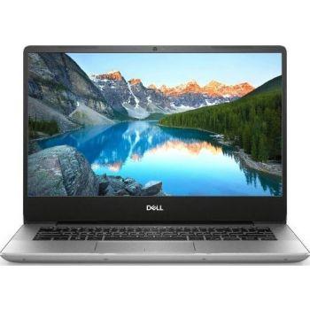 Dell Inspiron 14 (5480) Home Laptop (Intel Core i7-8550U Processor, 16GB Memory, 1TB HDD + 128GB SSD Storage, 2GB Graphic, 14 Inch FHD Display, WLAN + Bluetooth + Camera + FPR, Windows 10 Home, Silver)