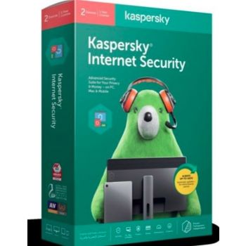 Kaspersky Internet Security 2020 (1 Device +1 Device for Free)