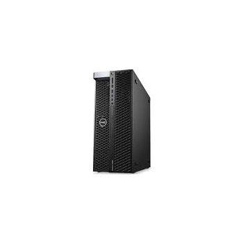 Dell Precision 5820 Tower Desktop Workstation (Intel Xeon W-2123 (3.6GHz, 3.9GHz Turbo, 4C, 8.25M Cache, HT, 120W ) , 32GB (4x8GB) 2666MHz DDR4, 2.5″ 1TB 7200 RPM SATA Hard Drive, 8x Slimline DVD+/-RW Drive, NVIDIA Quadro P2000 5GB , Windows 10 Pro 64-bit