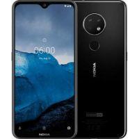 "Nokia 6.2 Smartphone ,6.3"" Inch Memory 128GB,4GB Ram,Wifi+Cellular-Ceramic Black"
