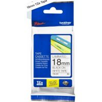 Brother TZe-241 18mm Black on white TZ tape for Ptouch Printers