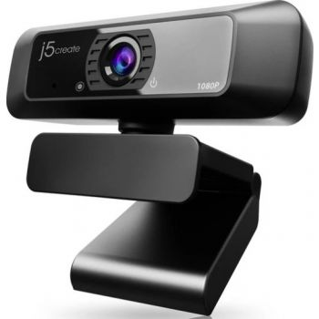 J5 USB™ HD Webcam with 360° Rotation