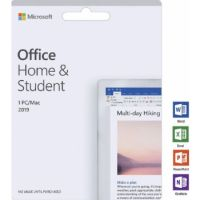 Office Home and Student 2019 1pc Win&Mac