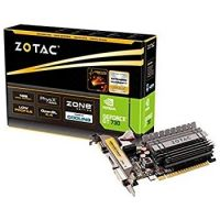 ZOTAC GeForce GT640 (2GB/DDR3) ZONE Edition PCI-E2.0 (DL-DVI/VGA/HDMI) Graphic Card