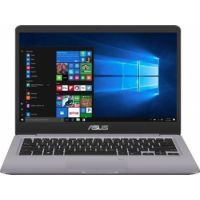 "ASUS VIVOBOOK S410UF-EB242T Home Laptop (Intel Core i7-8550U Processor, 8GB RAM, 1TB HDD + 256S, 14.0"" Full HD, Wireless, NVIDIA Graphics 2GB, Bluetooth, Camera, Windows 10 Home, Keyboard English Arabic Keyboard, Grey Color)"