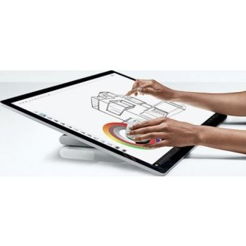 Microsoft Surface Studio 2 All-in-One Touch for Business (Intel Core i7-7820HQ Processor, 16GB Memory, 1TB SSD Storage, NVIDIA® GeForce® GTX 1060 6GB Graphics, 28-inch Touch Display, WLAN + Bluetooth + Camera, Windows 10 Pro, Silver)