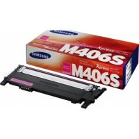 Samsung CLT-M406S Magenta Toner Cartridge (1,000 Pages)