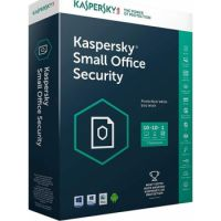 Kaspersky Small Office Security Antivirus 10+1 User