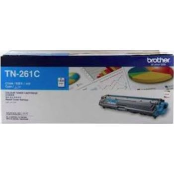 Brother TN261 Cyan Toner cartridge (1,400 Pages)