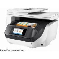 HP OfficeJet Pro 8730 A4 Colour Multifunction Inkjet Printer
