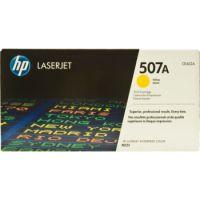 HP 507A Yellow Original LaserJet Toner Cartridge (6,000 pages)