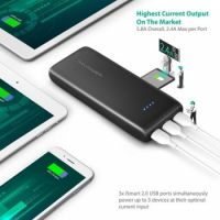 RAVPower Ace Series 22,000mAh Portable Power Pack (Black)