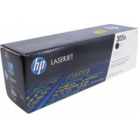 Genuine HP 305A Black Cartridge (2,200 pages)