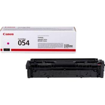 Genuine Canon 054 Magenta Toner Cartridge (1,200 Pages)