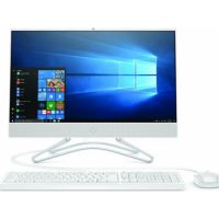 HP 22 All-in-One PC 22-c0015ne Home PC (Intel® Core™ i3-9100T, 4GB Memory, 1TB Hard Disk, Intel® UHD Graphic, 21.5-inch FHD Display, WLAN + BT + Camera, Windows 10 Home, White)