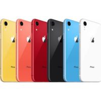 iPhone XR 128GB RED, Yellow, White, Coral, Black, Blue
