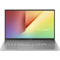 ASUS VIVOBOOK X512UA-EJ239T Home Laptop (Intel Core i5 8250U Processor, 8GB Memory, 256GB SSD, 15.6-Inch FHD Display, Intel HD Graphics, Wireless, Bluetooth, Camera, Windows 10 Home, English Arabic Keyboard, Silver)