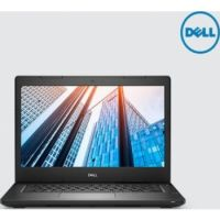 Dell Latitude 7280 12-inch i5-7200U Dual Core, 2.50Gz 8GB 256GB M.2 Windows 10 Pro - Black