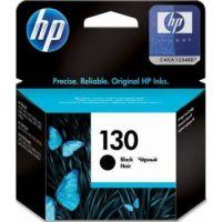 HP 130 Black Original Ink Advantage Cartridge (860 pages)
