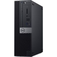 DELL OptiPlex 7070 SFF Business PC: Core i7-9700, 8GB Memory, 1TB Hard Disk + 500GB SSD, Intel UHD 630 Graphic, DVD RW, USB Keyboard & Mouse, Windows 10 Pro